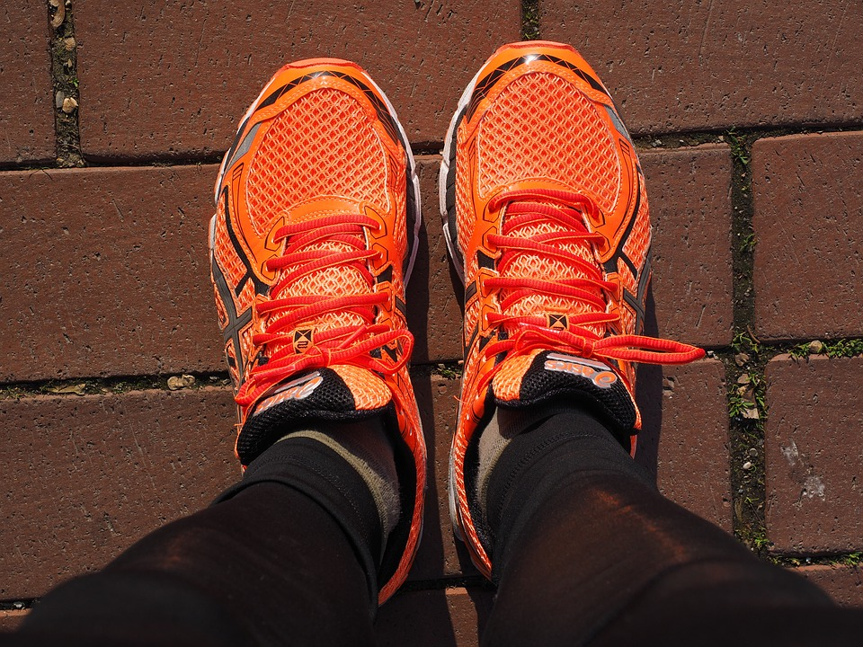 Don't settle on uncomfortable running sneakers