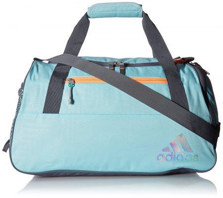 workout clothes adidas duffel bag