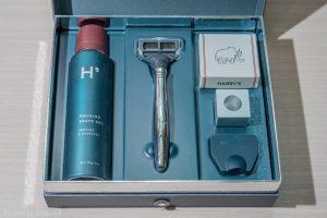 harrys shave club starter kit