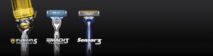 gillette shave club razors