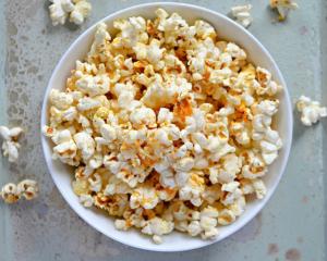 gourmet popcorn buffalo ranch popcorn