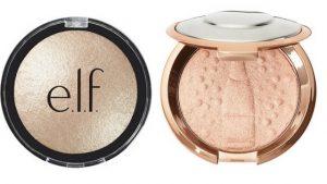 foundation makeup dupes highlighter