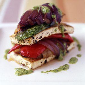tofu napoleon