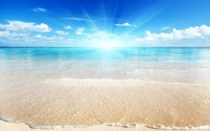 sun sunny beach sunburn treatment